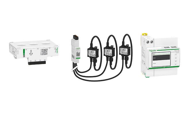 PowerTag Energy trådløse energimålere legger grunnlaget for energieffektivisering