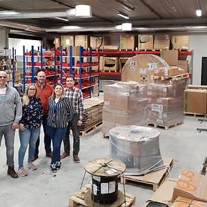 Asiflex.no -warehouse ASI team 01
