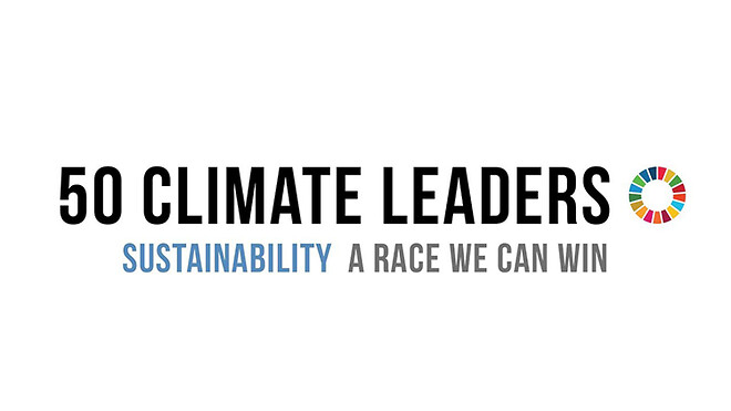 50 Sustainability and Climate Leaders