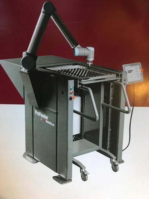 Easyrobotics Profeeder ligth, profeeder, Multi & ER5 NY