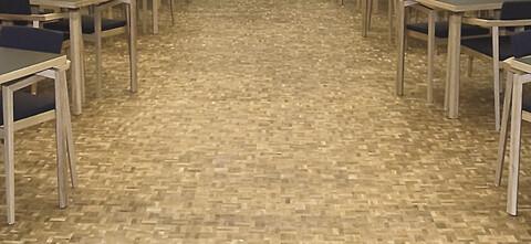 Klodsmosaik - smukt, slidstærkt og nemt at lægge