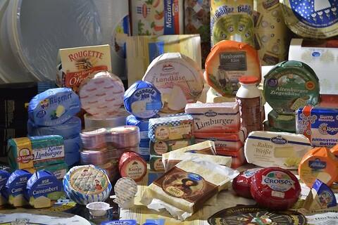 Salicath forhandler folie til oste fra vores leverandør LEEB