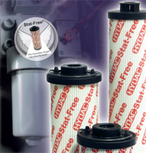 Hydraulikkfilter HYDAC StatFree®Filter