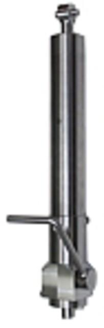 PC-250 er en pedal betjent pumpe fra SSH Stainless A/S