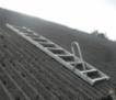 NYHED - Tag trappe i  aluminium.