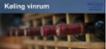 Vinrum / Vinkælder - korrekt opbevaring?