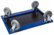 Udskiftning til elastiske gummihjul Ø200 mm.