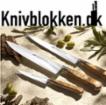 Stort udvalg indenfor knive hos Knivblokken + rabatkode