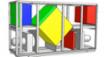 INDUSTRI-AGGREGATER Dobbeltliggende krydsvarmevekslere