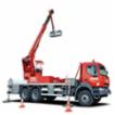 Kom sikkert op og ned med LOXAMs bemandede lastvognslifte
