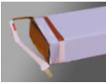 Integreret tear-tape til flowpak