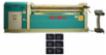 SHV MR-S 1070 x 130 3 valset asymmetrisk valse med forbuk
