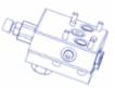 LS filter til TXV variable pumper.