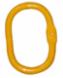 Løftegrej - Ovalring svejst 18mm