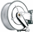 Slangetrommel - AISI 316 - Fjederdreven