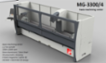 4 akset CNC for aluminiumsbearbejdning