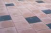 Farvede fliser