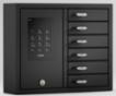 Keybox nøgleskab 9006 B i rustfrit stål