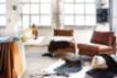 Nevotex United Leather er vores kollektion af møbellæder og kunstlæder.