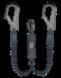 Falddæmper FS 505TB 2m dobbel