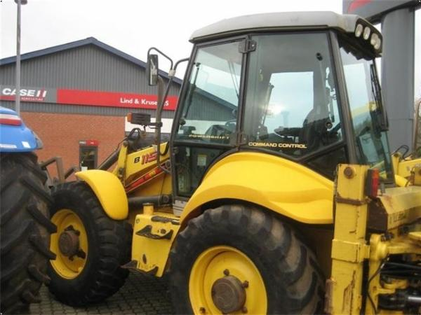 New Holland B115BSS