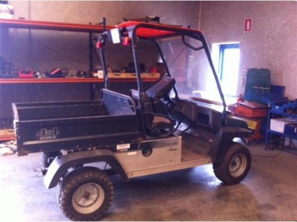 Club Car Carryall 294
