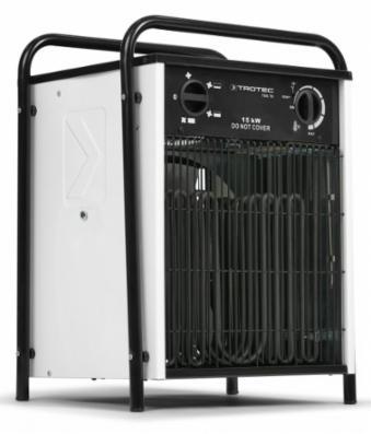 Varmeblæser Trotec TDS75