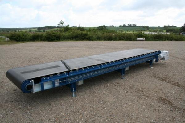 Transport baner til håndtering af paller og kasser.