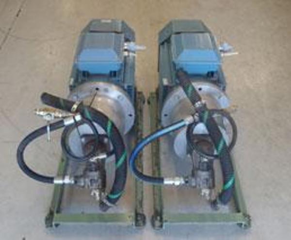 Hydraulik pumpe og motor af højeste kvalitet