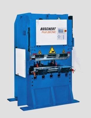 Boschert Profi 28 CNC hydraulisk kantpresser