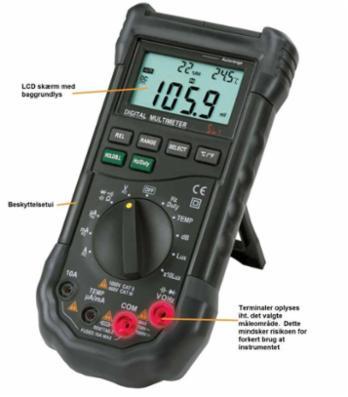 Universal Multimeter KM030