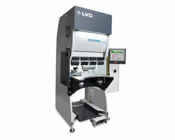 Servoelektrisk Kantpresse fra LVD 12, 24 eller 40Ton.