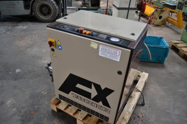 Skruekompressor Tamrotor FX 7/3