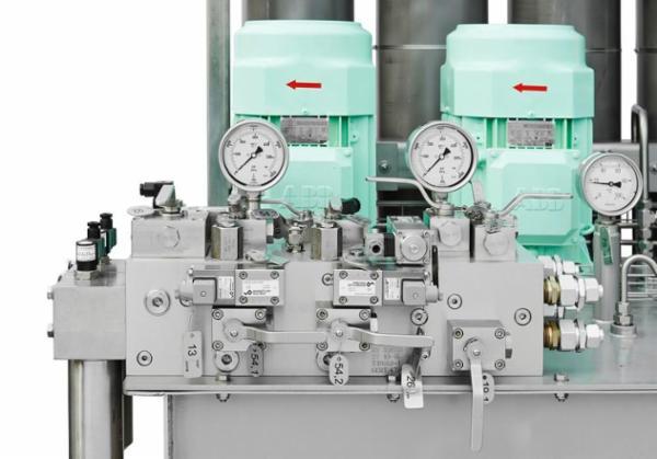 Hydrauliksystemer