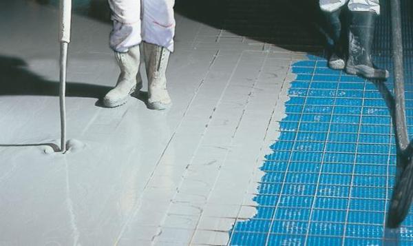 Platon Multi  – den bedste fugtbeskyttelse til gulve med afretningsmasse eller beton