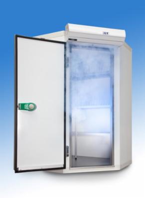 Lufttæpper til at holde på kulden i kølerummet