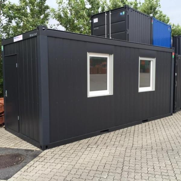 20' Kontorcontainer