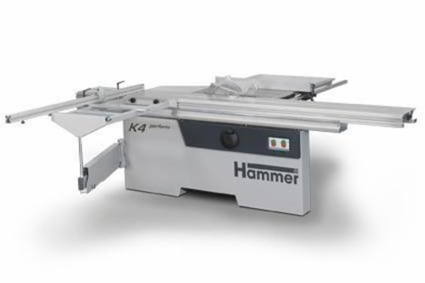 Formatrundsav Hammer K4Perform fra Felder