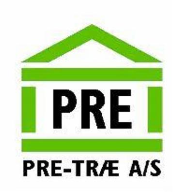 Pre-Træ A/S leverer gerne spær til jeres næste projekt