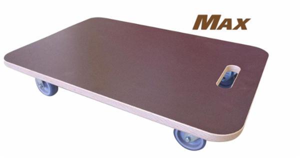 Ny transporthund: Max