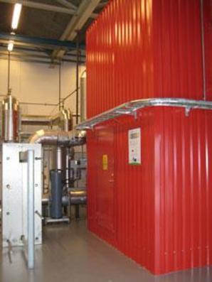 Elkedel - Elpatron - 1 MW til 80 MW