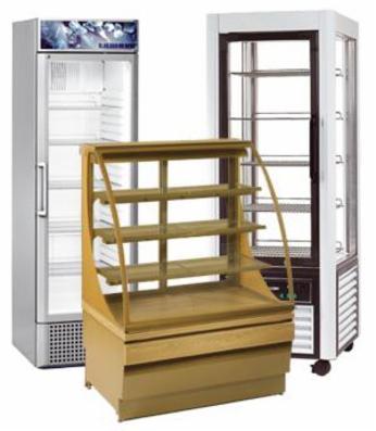 Brugt butikskøl fra Vibocold
