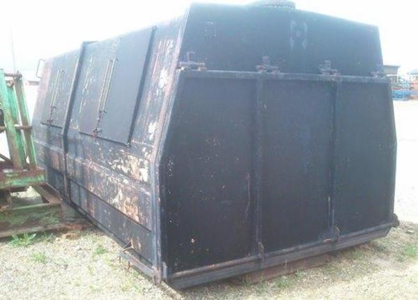 Lukket container