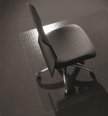 Skån gulvet eller tæppet i din virksomhed - RiGu kontorstoleunderlag fra RIAS