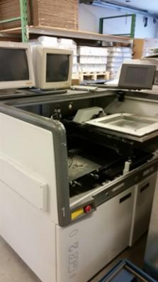 DEK 260 Semi-Auto Screen Printer sælges
