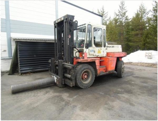 Kalmar truck DB 9-600