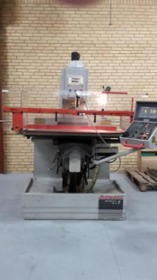 Bridgport Interact 1 MK2 CNC-Fræsemaskine