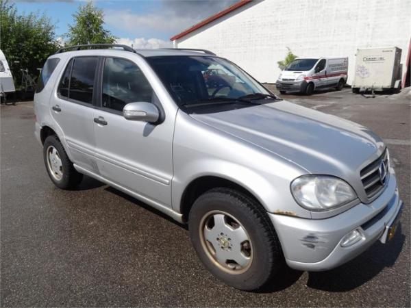 Mercedes-Benz, ML, 270 CDI AUT
