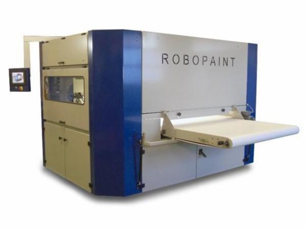 ROBOPAINT Sprøjtelakeringsmaskine