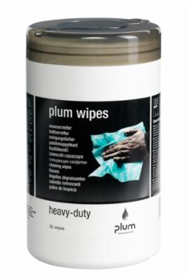 Håndrens PlumWipes Heavy-Duty